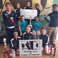 Donation helps local non profit dance studio!