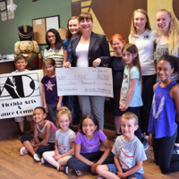 Florida Arts & Dance Receives a $6000 Grant From The Community Foundation for Palm Beach and Martin Counties